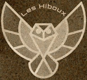 Logo Les Hiboux BRUN