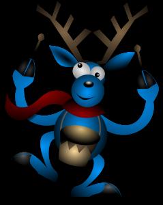 reindeer-160878